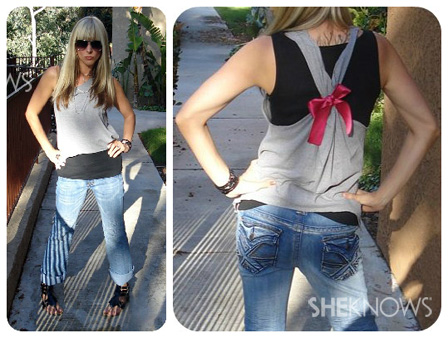 Shopping with Summer: An outfit for a BBQ