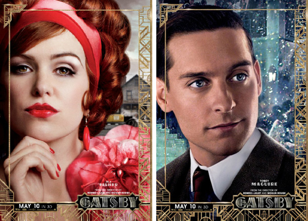 the great gatsby character essays