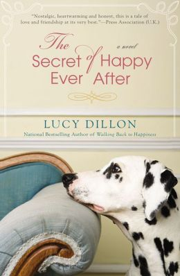 The Secret of Happy Ever After cover