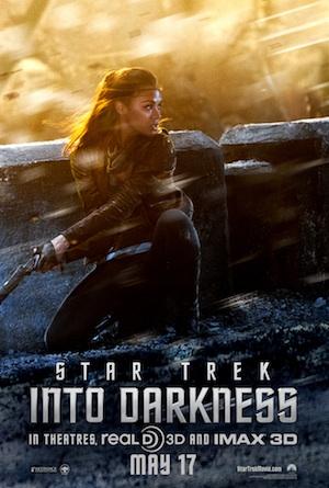 Star Trek Into Darkness - Uhura