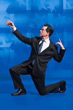 """Stephen Colbert """"Oopsie Daisy Homophobe"""""""