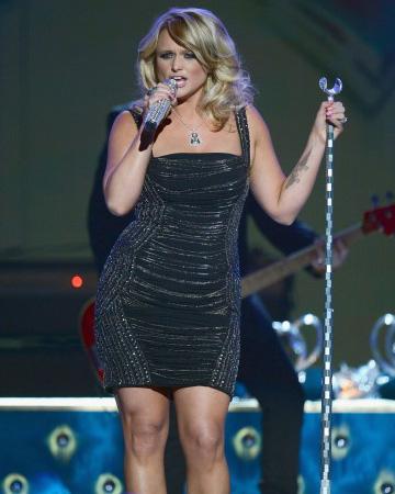 Miranda Lambert at 2013 ACM