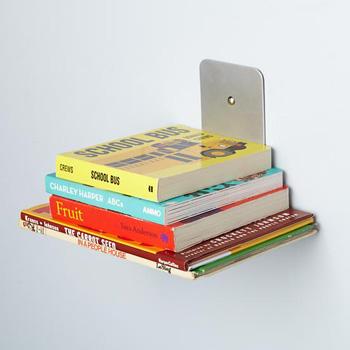 The invisible bookcase