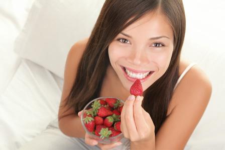 Skin-friendly foods