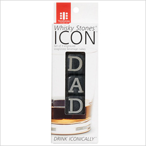 Dad whisky stones