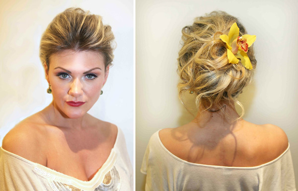 The Deconstructed Chignon