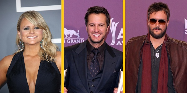 CMT Music Awards Nominees
