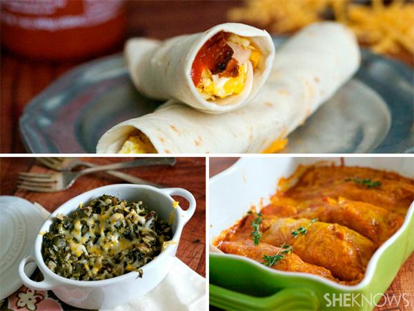 3 Easy freezer meals