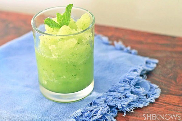 Refreshing sips