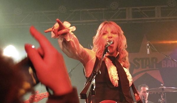 Courtney Love in concert