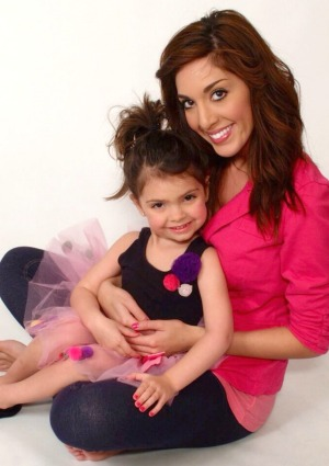 What if you were Teen Mom Farrah?