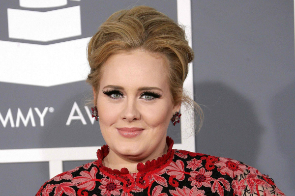Billboard Music Awards nominee Adele
