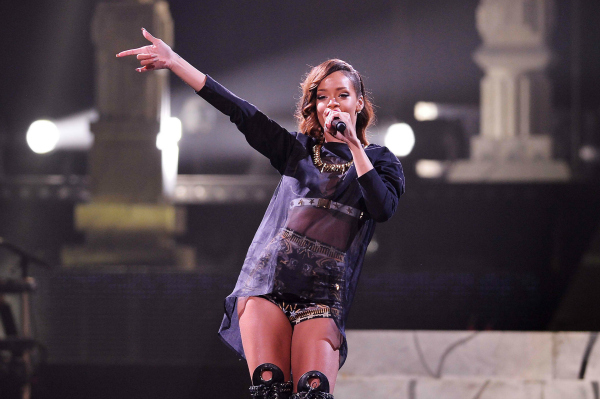 Billboard Music Awards nominee Rihanna