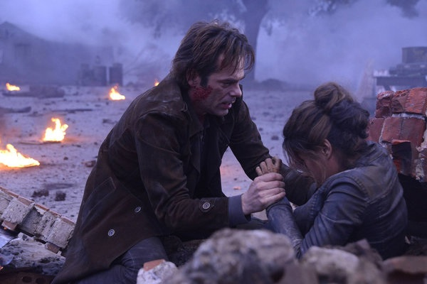 Miles and Nora in Revolution