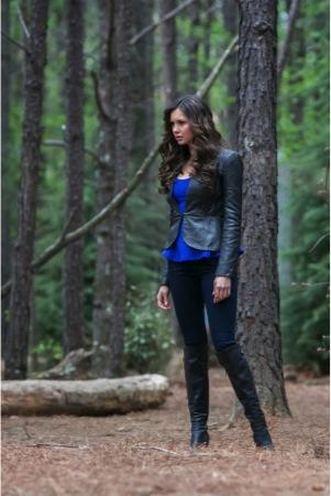 Katherine in The Vampire Diaries