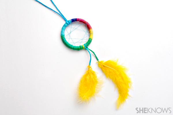 Dream catacher necklace