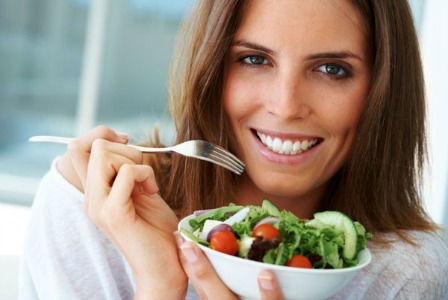 Dietary changes to help you conceive