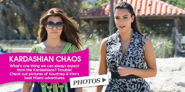 Kim Kardashian's wedding date revealed?
