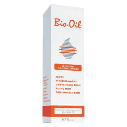 Stretch mark therapy: Bio-Oil