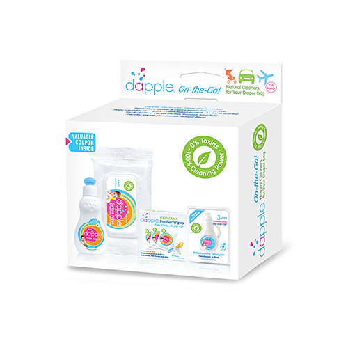 Diaper bag essential: Dapple kit