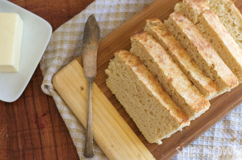 Easy homemade white sandwich bread