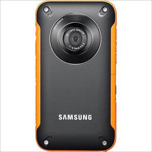 Samsung durable camcorder