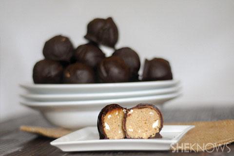 mores truffles
