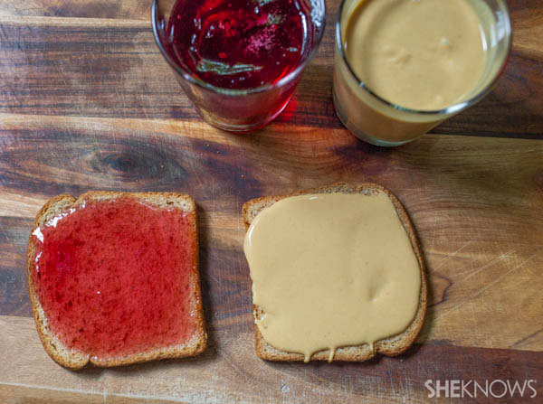 Homemade all-natural peanut butter and organic jelly | SheKnows