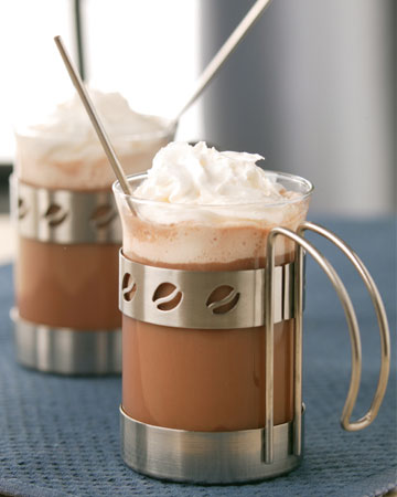 Decadent hot chocolate with a twist