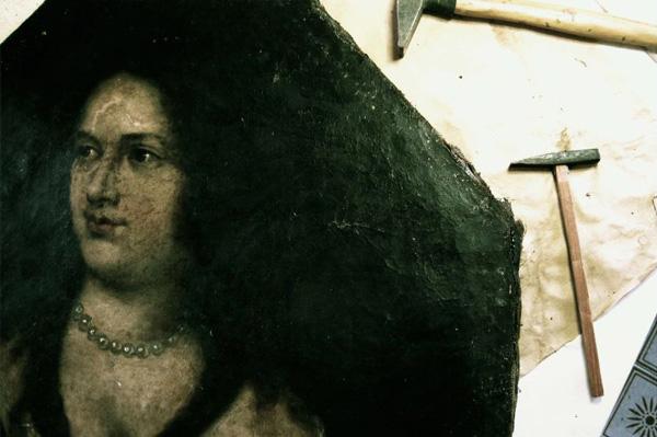 Restore art in Italy