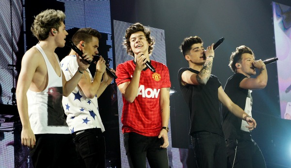 OneDirectionsinging
