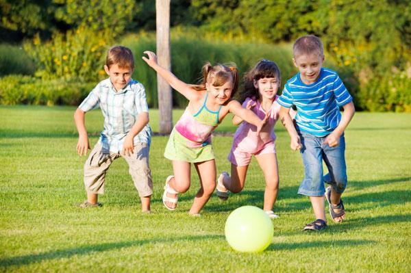 Backyard safety tips