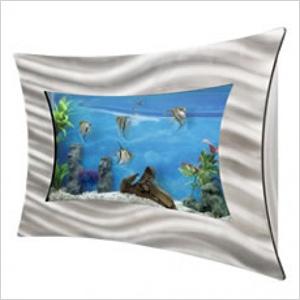 Hanging wall aquarium