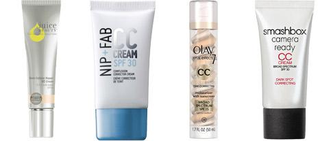 allParenting CC cream product suggestions