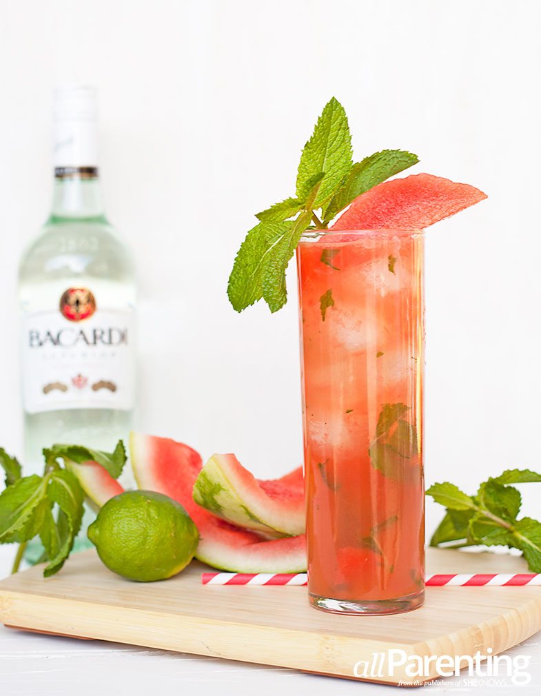 Watermelon Mojito Recipe — Dishmaps