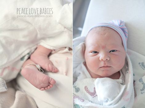 Birth photography- Peace Love Babies