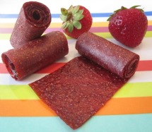 Strawberr-Wee Fruit Leather
