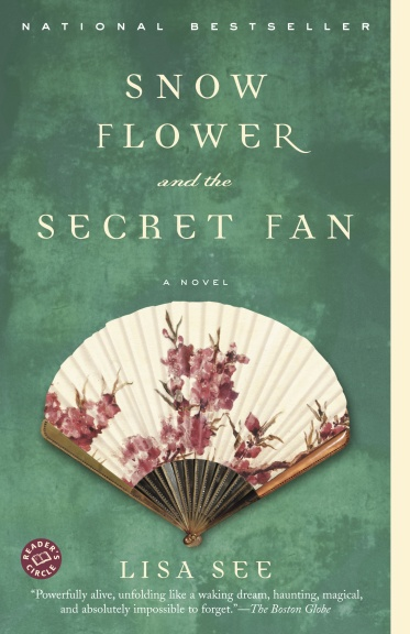 Snowflower and the Secret Fan book cover