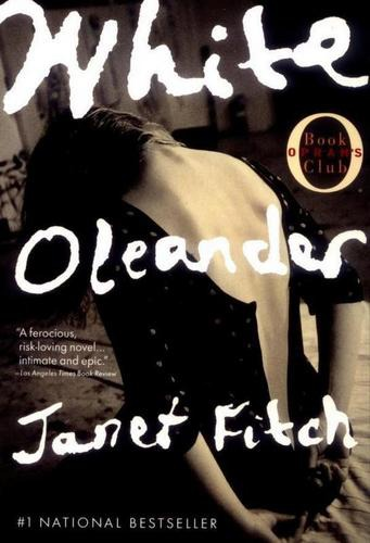 White Oleander book cover