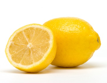 chopped lemon