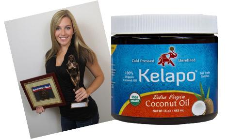 Kayla Jindra- coconut oil