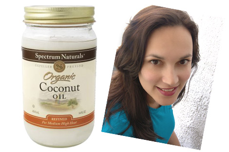 Meli Pennington- coconut oil