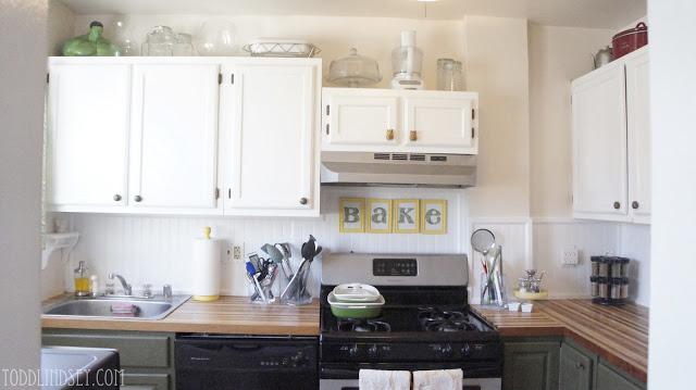 Lindsey's kitchen