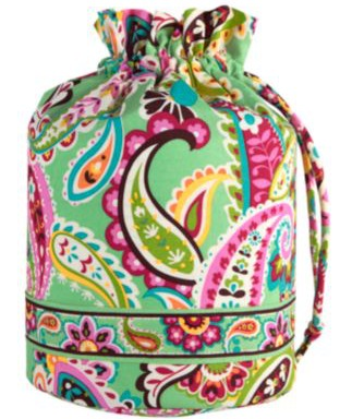 Vera Bradley ditty bag