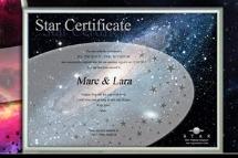 gift giving- star registration
