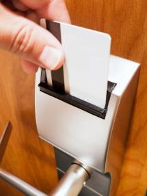 hotel electronic key