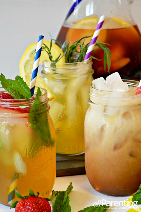 allPArenting national iced tea month