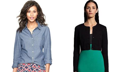 Michelle Williams celeb styles tops