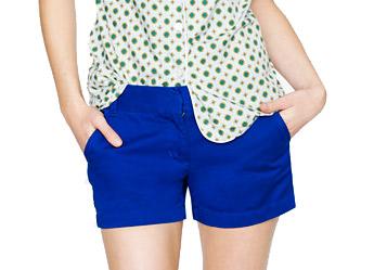 J Crew Mom shorts