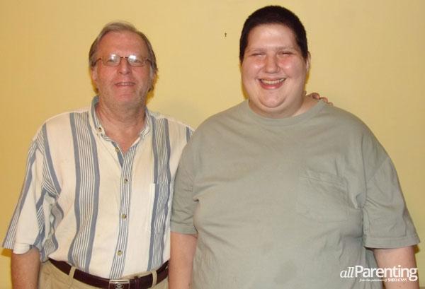 Ralph Press and son